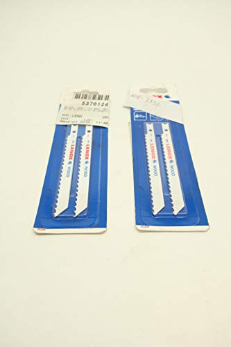 LOT of 2 LENNOX 486J JIG Saw Blade 3/8IN X 4IN D647806 ()