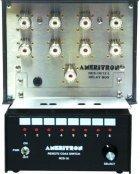 Ameritron RCS-10L Remote Coax Switch, 8 - Coax Remote