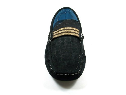 Casual Black Shoes Driving Coronado Men's Weight Light 1 Bravo Moc wTw1B