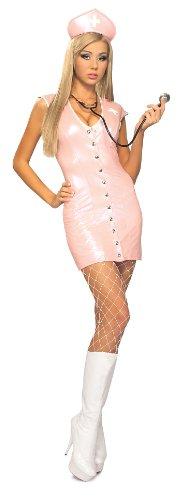 Secre (Naughty Nurse Halloween Costume)