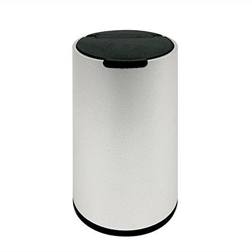 Aluminum Alloy Ashtray,Portable Travel Car Auto Smokeless Cylinder...