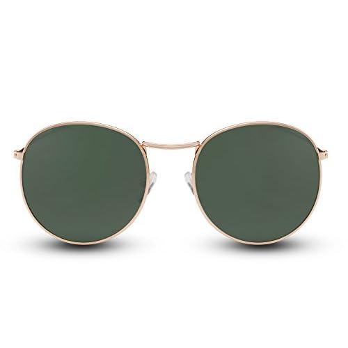 Envio gratis Cheapass Gafas de Sol Vintage Retro Redondas estilo John Lennon e07e25a35274
