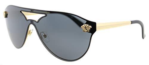 Versace Women's VE2161 Gold/Grey from Versace