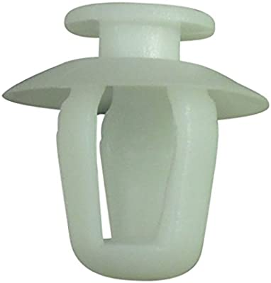 Door Bump Strip Trim Fastener Clips 20x Plastic Side Moulding FREE FIRST CLASS UK POSTAGE!