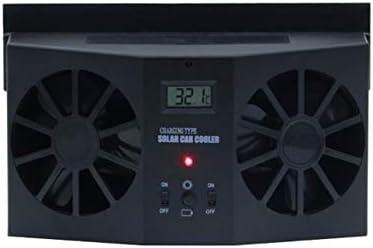 Ballylelly Solar Sun Power Car Auto Air Vent Cool Cool Cooler ...