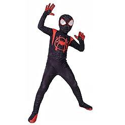 Panmeihua Kids Superhero Spandex Costume Cosplay 3d Zentai Full Bodysuit