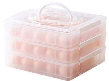 Kühlschrank Ei : Aj etagen ei kapazität eierbehälter für kühlschrank hikeren