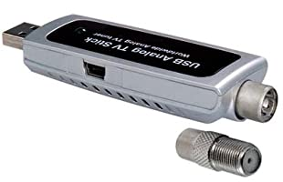 USB Analog TV Tuner With MPEG Video Capture DVR Recorder