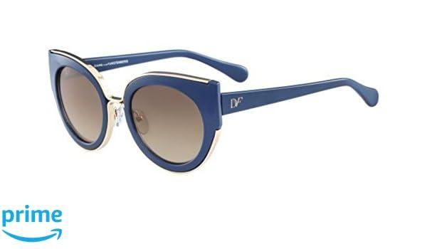 Sunglasses Diane von Furstenberg DVF 626 S NORAH 310 TEAL at ...