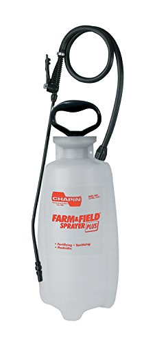 Chapin 2803E Farm and Field 3-Gallon Poly Sprayer Plus For Fertilizer, Herbicides and Pesticides Review