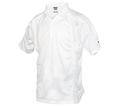 Mens Reebok ColorBlock Golf Polo 2X-Large White