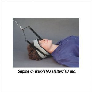 (THERAPEUTIC C-TRAXTM SUPINE CERVICAL TRACTION: Supine Cervical Traction, TMJ Halter (TDCTRAXTMJ))