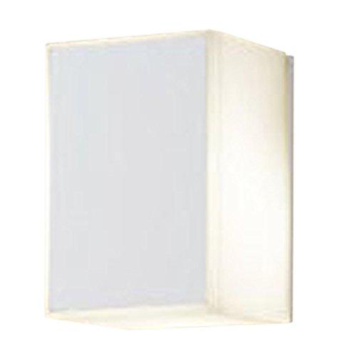 パナソニック(Panasonic) モジュールライト(遮光タイプ)200mmキューブタイプ(ホワイト) LGW85291W B00UL30GTG 10613 14.5cm×20cm×12cm|ホワイト ホワイト 14.5cm×20cm×12cm