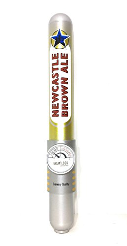 NEWCASTLE BROWN ALE Airkeg Tap Handle (Newcastle Brown Ale)