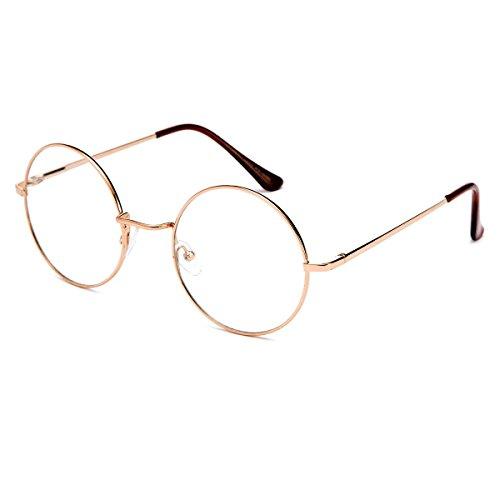 df68b3da15 Buena Gafas neutral Hippie estilo TEASHADES John Lennon gafas REDONDAS de  la mujer el hombre culto