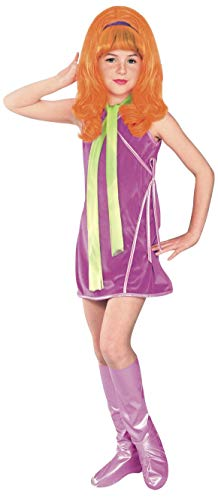 Scooby-Doo Daphne Child's Costume, Large