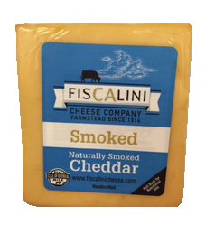 Smoked Cheddar Cheese, Fiscalini Cheese Company ()