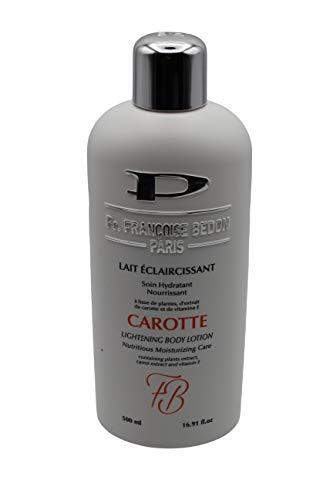 Pr Francoise Bedon Paris Trio Pr. Francoise Bedon Lightening Carot Milk, Carotte Puissance Scrub Expoiating Soap, Carrot…
