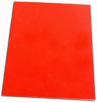 [해외]A4 사이즈 2.3mm 레이저 조각기용 오렌지 고무 스탬프 시트 / Orange Rubber Stamp Sheet for Laser Engraving MachineA4 Size 2.3mm