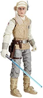 Figura Star Wars The Black Series Archive - Figura de Luke Skywalker (Hoth) - F1310 - Hasbro