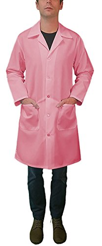 Pink Lab Coat - 9