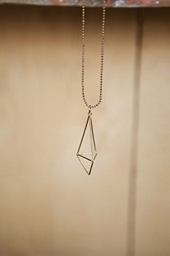 Simple gold necklace, Long gold necklace, Gold dainty necklace, Simple long gold necklace, Thin & long necklace, Gold pendant necklace - Ing Costumes Online