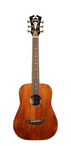 D'ANGELICO 6 String Acoustic Guitar (DAPTRVKOA) ()