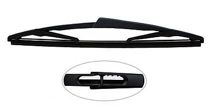 Escobilla limpiaparabrisas trasera para OPEL CORSA Hatchback 2007 a 2011 30 cm/12 de largo