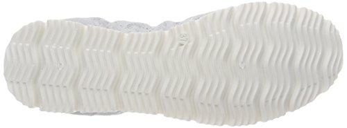 MARCO TOZZI premio Women's 22127 Loafers, Grey Grey (Grey Comb 221)