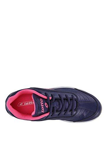 Lotto, Jungen Sneaker  MARINE/ROSE