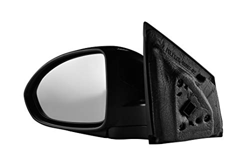 Driver Side Unpainted Side View Mirror for 2011-2015 Chevrolet Cruze, 2016 Chevrolet Cruze Limited