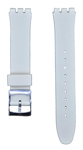 bber, Silicone for Swatch Replacement Watch Band Strap Free Spring BAR Tool SWC120 ()