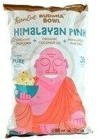 Lesser Evil, Buddha Bowl, Organic Popcorn, Himalayan, 5-Ounce Bag (Pack of 3) (Choose Flavor Below) (Himalayan Pink Salt) ()