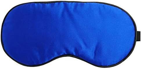XIAOXI Sleep Travel Masks Comfortable Silk Fabric Sleeping Mask for Men Women Kids …