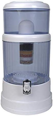 SHTFandGO purificador de filtro de agua para encimera, elimina ...