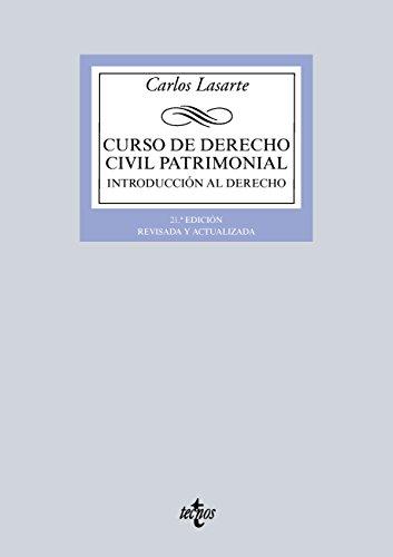 Descargar Libro Curso De Derecho Civil Patrimonial Carlos Lasarte