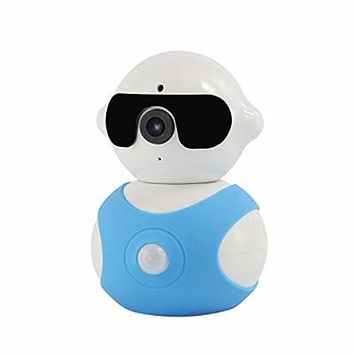 TKI-S Infrared Human Body Sensor Alarm Intelligent Network Camera Card Machine Smart Home Life P2P Technology All Weather Online