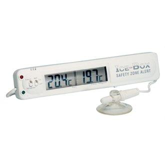 Hygiplas Digital Nevera Nevera Congelador termómetro. Ver la ...