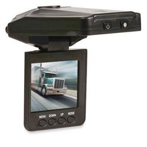 Top Dawg Electronics TDCAM01B High Def DVR Dash Cam