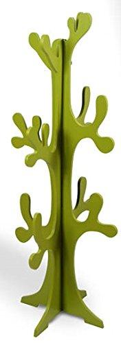 Albero Attaccapanni.Appendiabiti In Legno H122 Attaccapanni Stile Moderno Albero