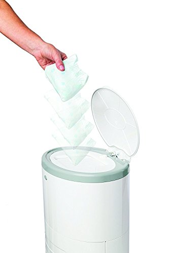 Large Product Image of Dekor Plus Diaper Pail Refills | Most Economical Refill System | Quick & Easy to Replace | No Preset Bag Size – Use Only What You Need | Exclusive End-of-Liner Marking | Baby Powder Scent | 2 Count