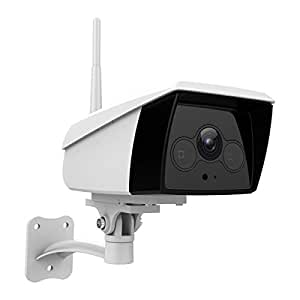 JOOAN 4MP Wireless Home Security Camera System, 2560x1440P HD Video WiFi Surveillance Cameras Outdoor/Indoor Network IP Cameras with Two-Way Audio Support Alexa