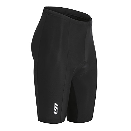 Louis Garneau Men's Request MS Shorts, Black SM X 9