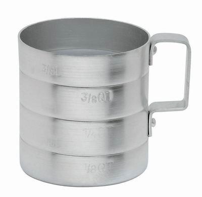 Johnson Rosa Bäcker Dry Cup Maßnahmen, 2 Quart – jeweils 1. B001LYLQGQ Messbecher & Mae