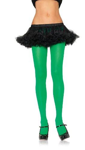 Plus Size Nylon Spandex Tights Hosiery - Queen - Dress Size 16-22 ()