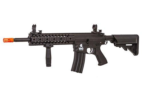 Lancer Tactical LT-12B-G2 Gen 2 RIS M4 Carbine AEG Airsoft Rifle - M4 Tactical Carbine