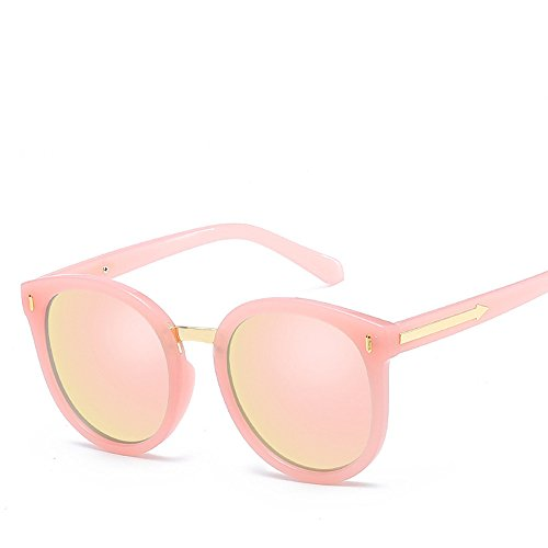 Gafas Gafas de Vintage Imitación Sol Rose Diseño de Sol SLHP Rose polarizadas Sol de Gafas Rosa wpHzqqY