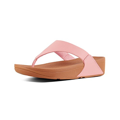 Rose Dusty Femme Toepost TM FitFlop Lulu 535 Pink Tongs Leather vTYY0q
