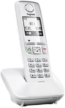 Gigaset A420 - Teléfono fijo con pantalla de 1.8