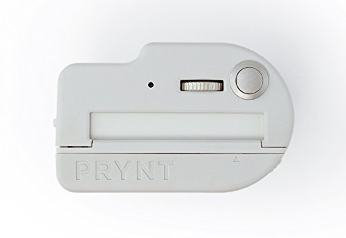 Prynt Pocket, Instant Photo Printer for iPhone - Cool Grey (PW310001-CG)